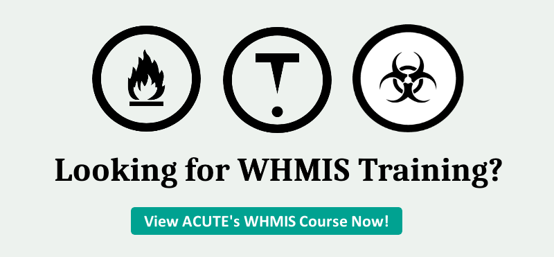 Whmis Test Answers And Hints Acute