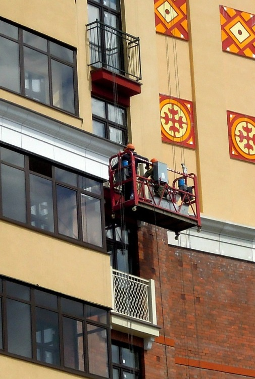 working at heights toronto